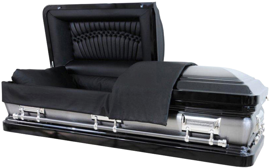 Black Casket At Funeral Images Galleries With A Bite